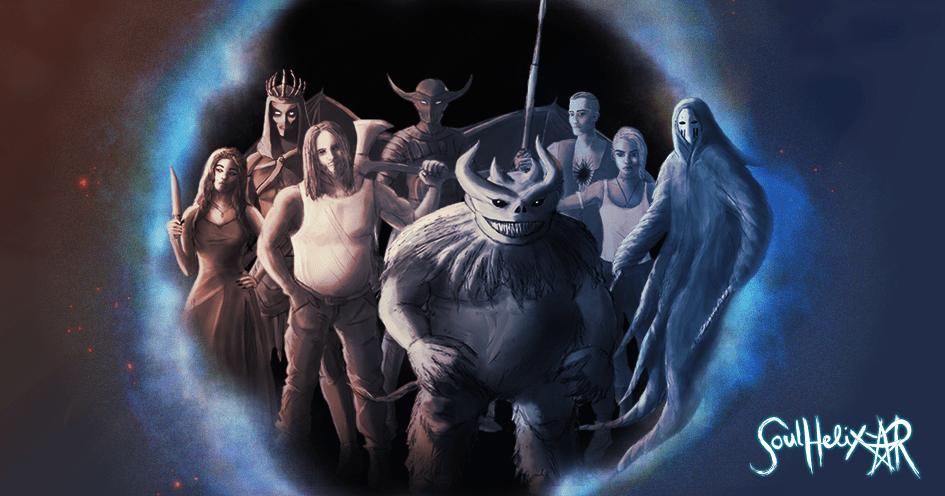 Kreaturen / Creatures / Geister / Spirits