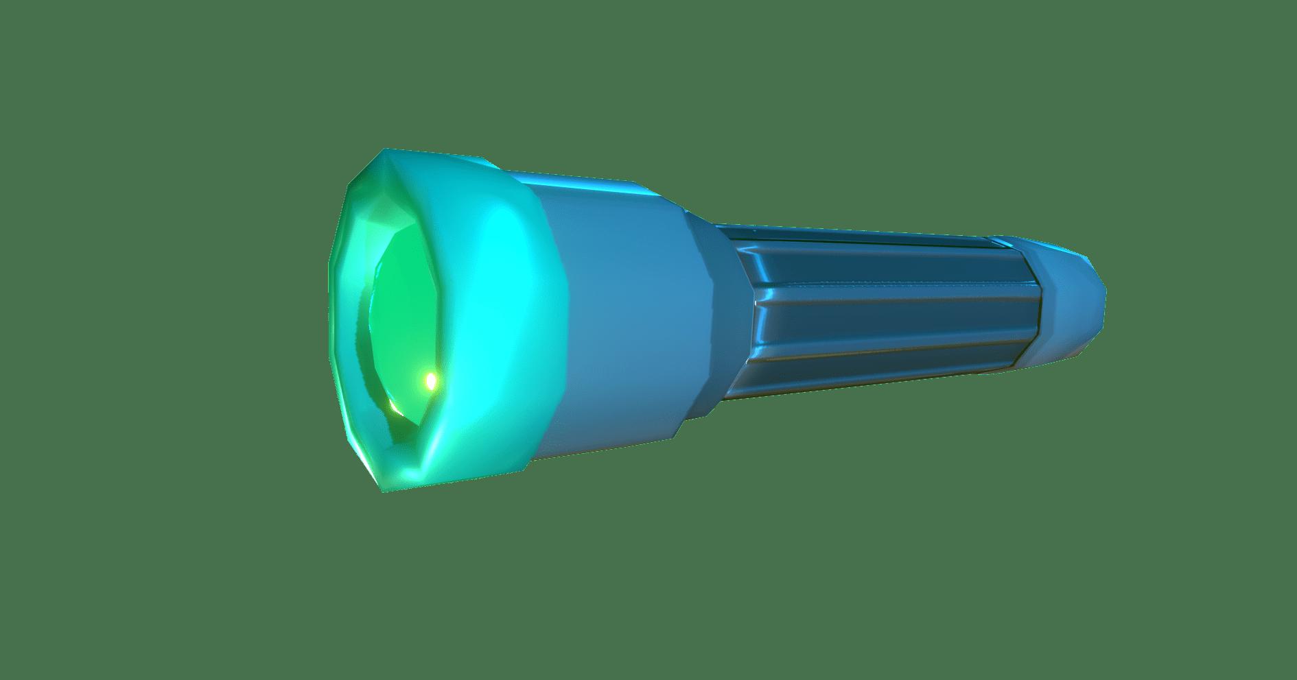 Energiewaffe Stufe 1
