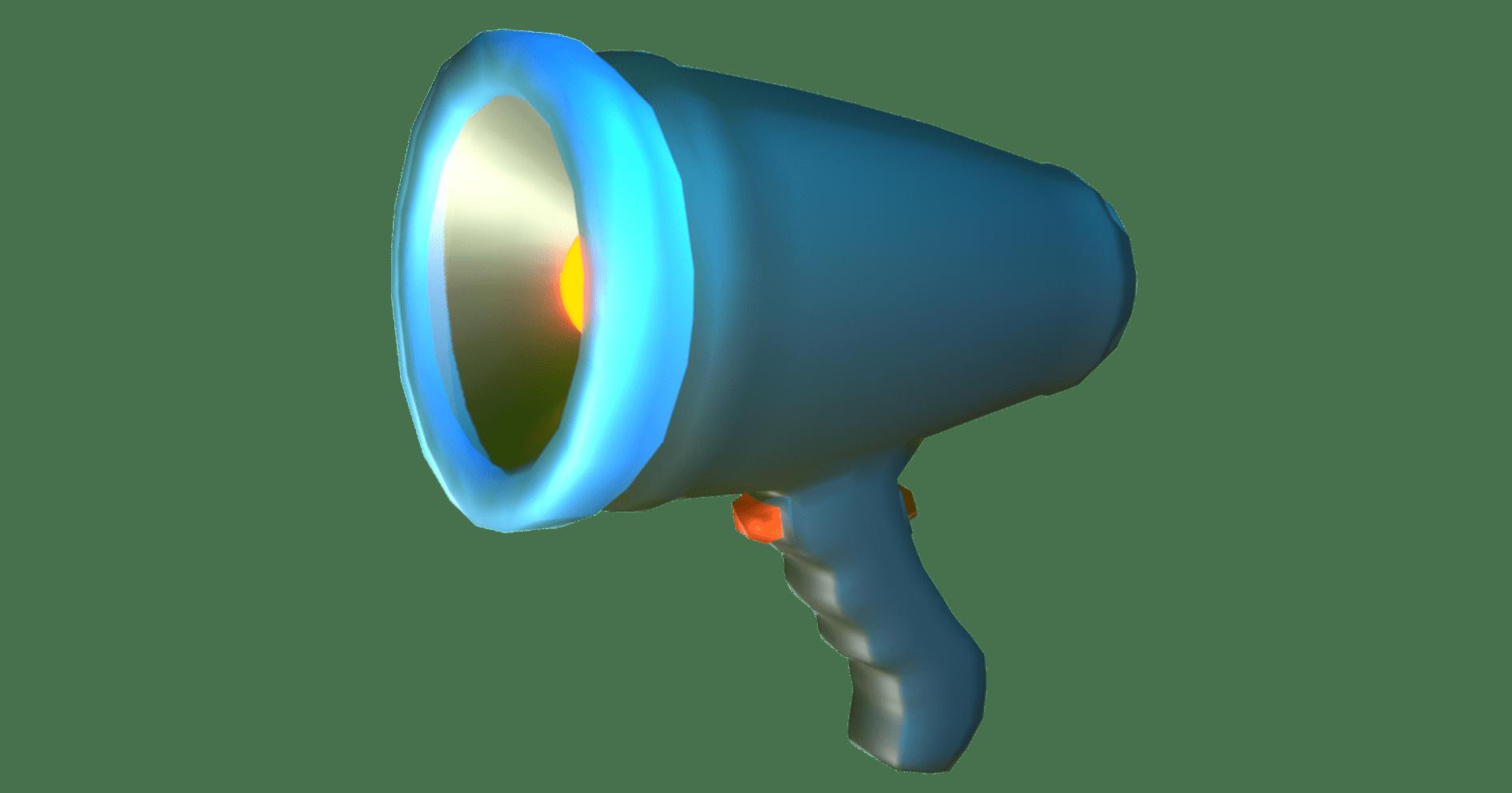 Energiewaffe Stufe 3