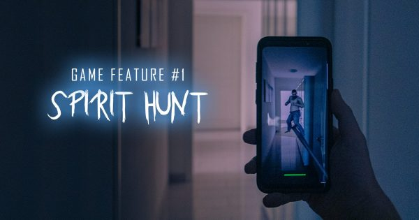 Join the Hunt for Evil Ghosts!