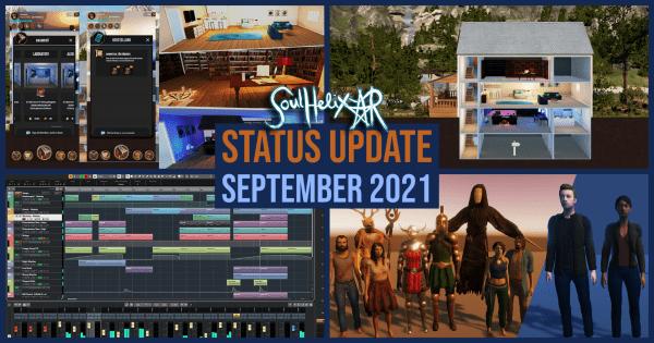 Status Update Sept21